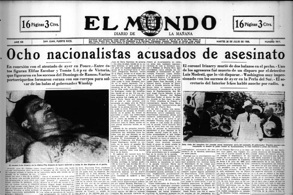 A copy of El Mundo, a Spanish language newspaper, that shows that Spanish and English have a large overlapping vocabulary
