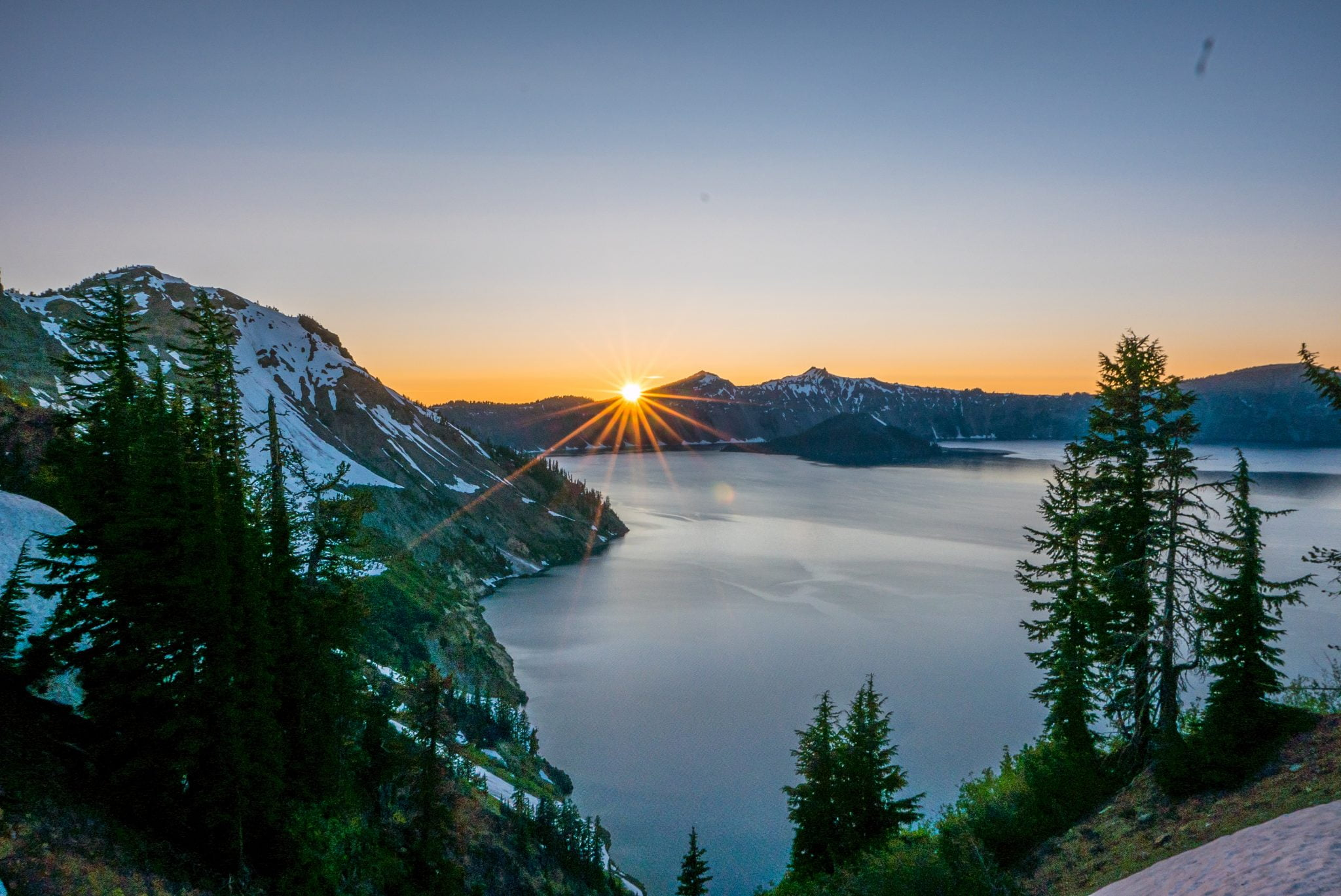 Ultimate adventure travel camera - The RX10 - Crater Lake