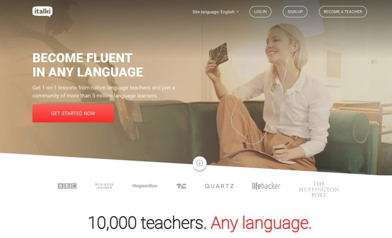 The Most Exhaustive italki Review — 100+ Hours, seven languages