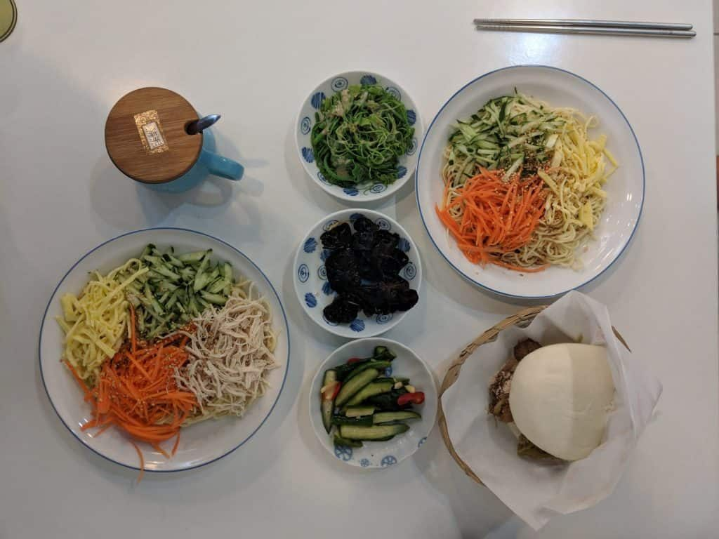 Eating Healthy in Taiwan Taipei