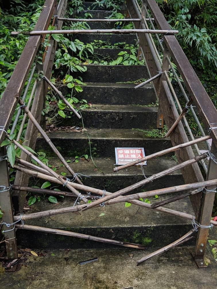 Guide to Taroko - Hiking - Steps