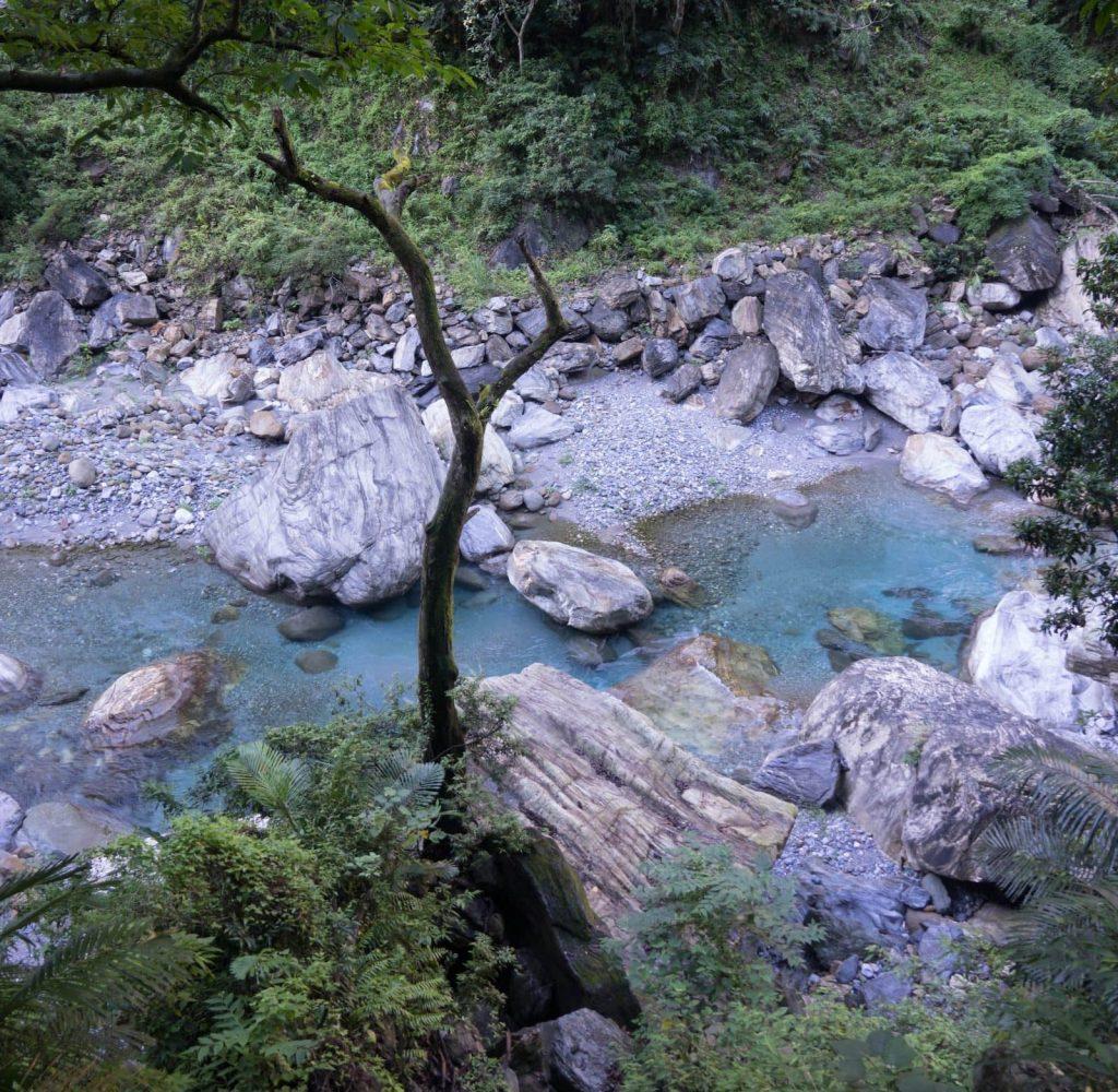 Guide to Taroko, hiking in Taiwan - Hiking - Stream
