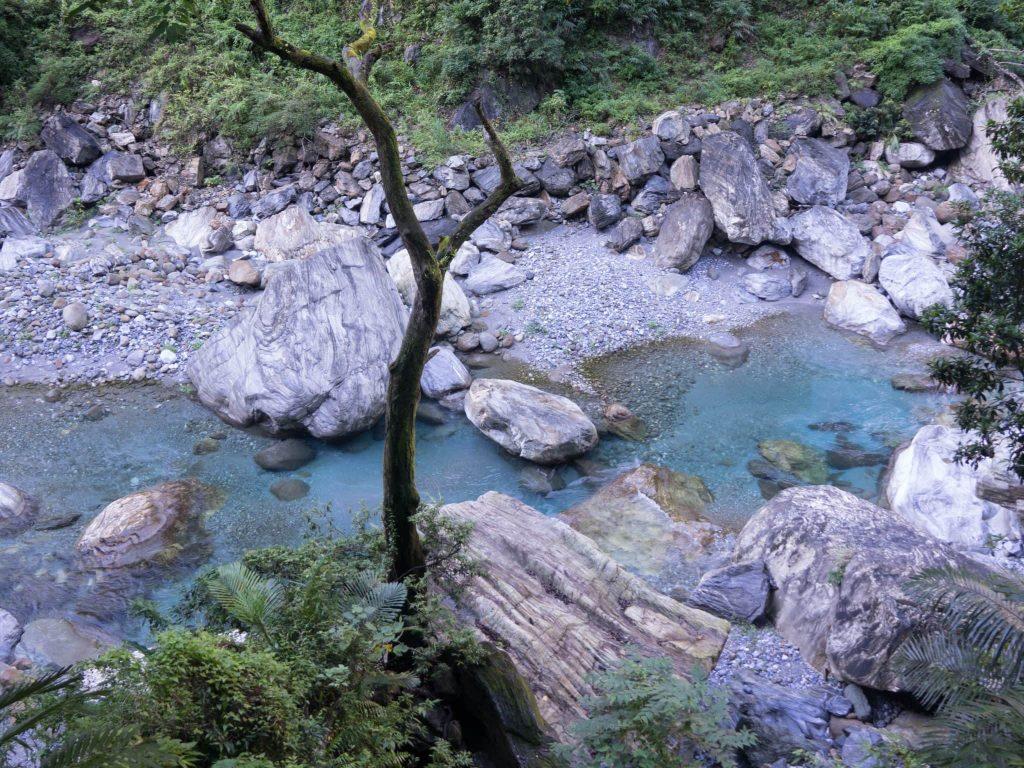 Shakadang Trail at Taroko National Park