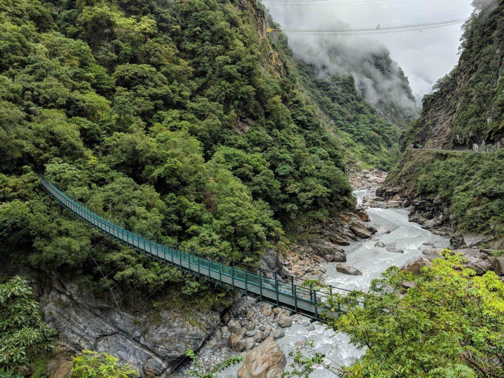 Taroko National Park Hike - Starting point