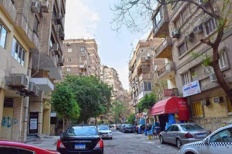 Best Neighbourhoods of Cairo - Mohandesin street