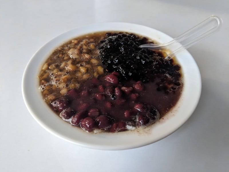 Discover Discomfort - Taiwan foods - Beans - Dessert