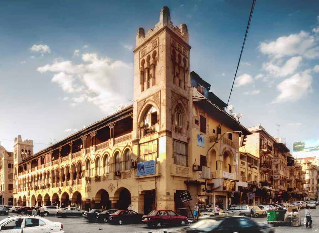 Best Suburbs in Cairo - Heliopolis 1