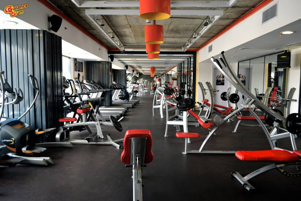 Staying Healthy in Cairo, Egypt - Gyms