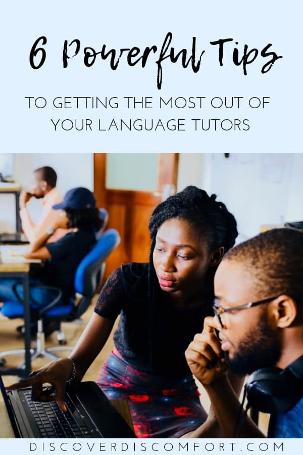 There are a number of things you can do to make the most of online tutors without overpaying for tuition. Your aim, if you're following this approach, is to get maximum value at minimum cost. These tips reveal how to get the most out of an online tutor to reach your language learning goals.