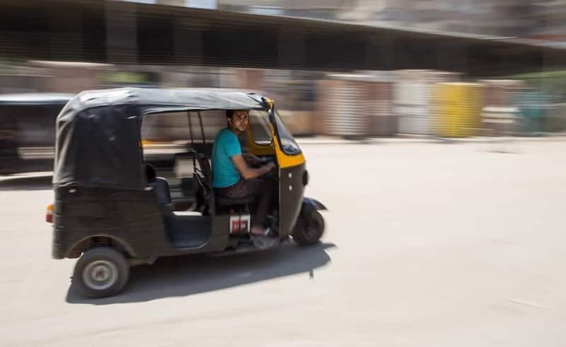 Discover Discomfort - Crazy Transport of Cairo - Tuk Tuk