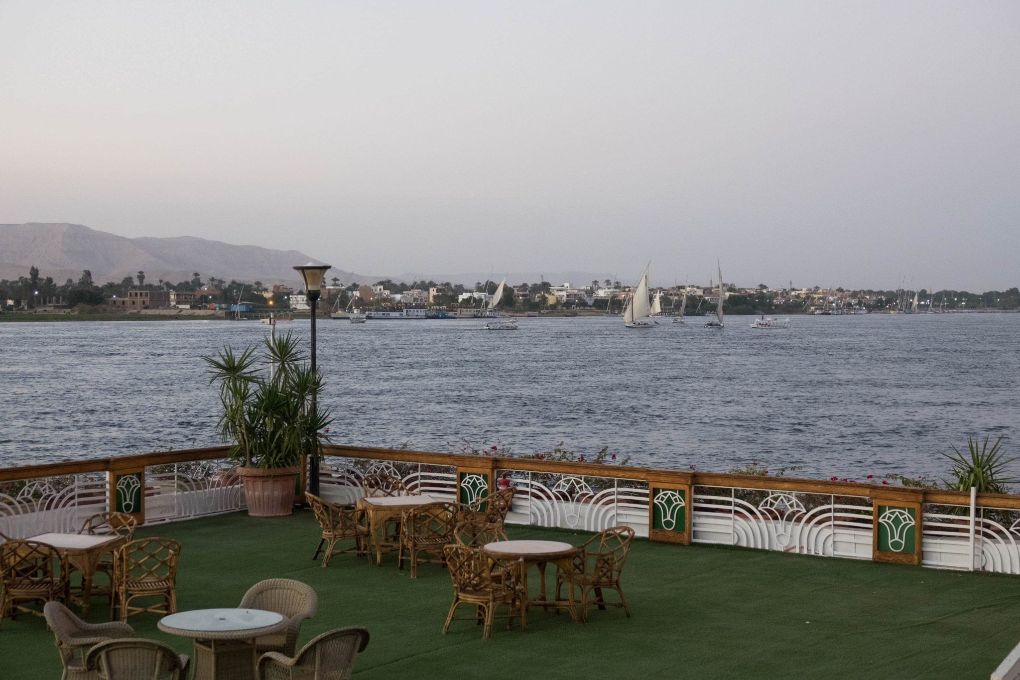 Luxor Guide - Nile River