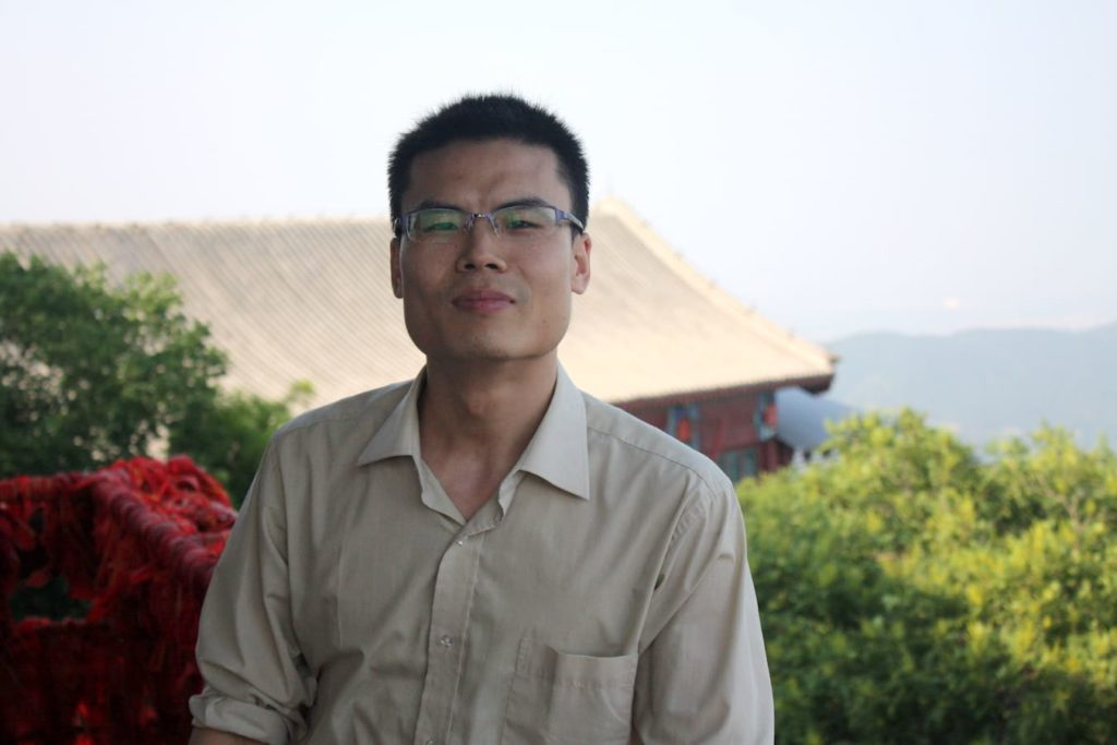 Great chinese language learning resources - an excellent teacher, Feng Laoshi