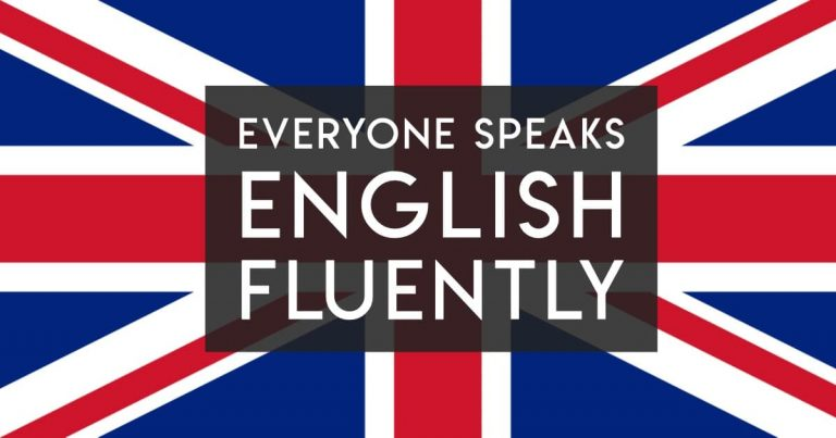 English Doesn't Belong to White People