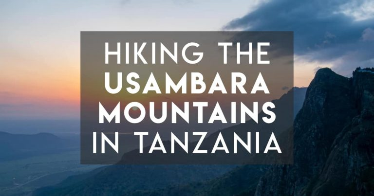 Usambara Mountains – Ultimate Hiking Guide