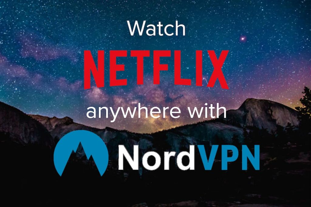 Use NordVPN to watch a tv show in a language and with subtitles in a language you're learning.