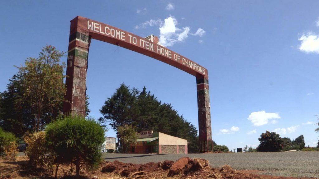 Running in Iten, Kenya - Home of Champions