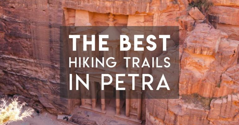 The Best Hiking Trails in Petra (including one hidden one)