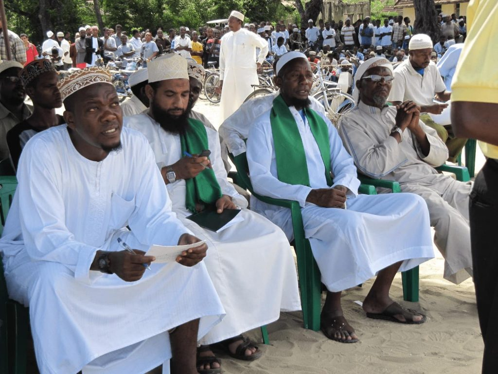 Muslims in Zanzibar - being accepted, disappearing, blending in