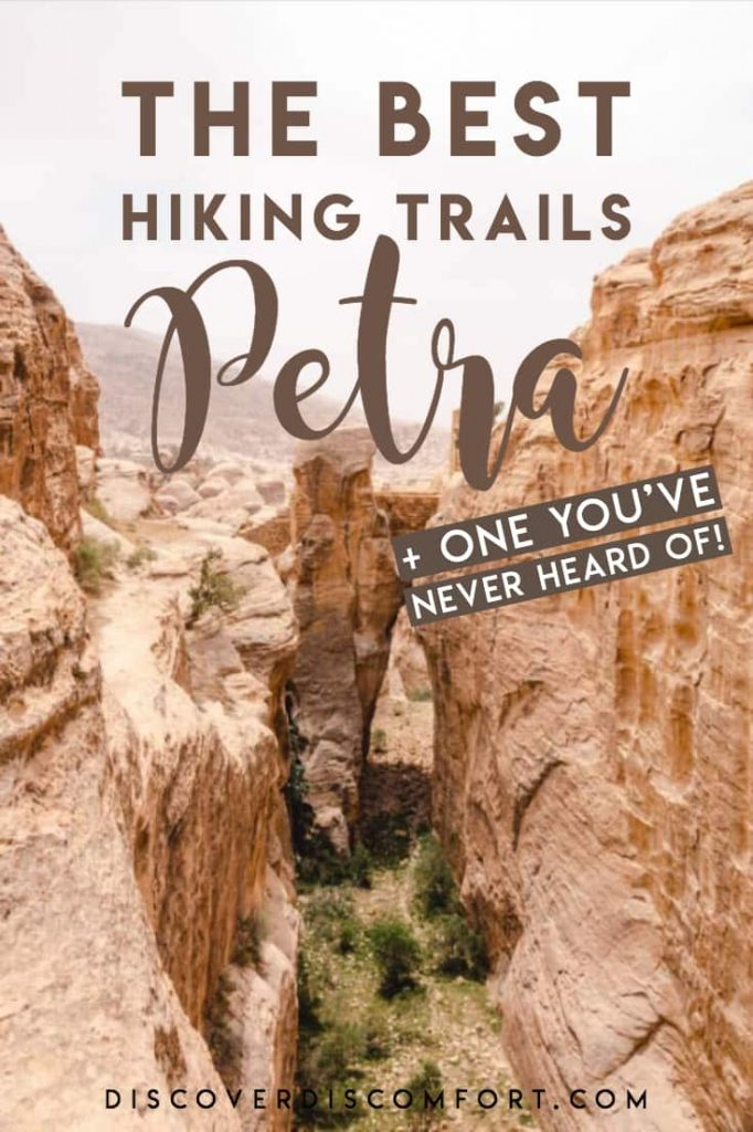 If you're a fan of hiking and of archaeology, then hiking in Petra, Jordan is an experience you can't miss. We've put together here a list of the very best hiking trails in Petra, including one that most people don't even know exists.