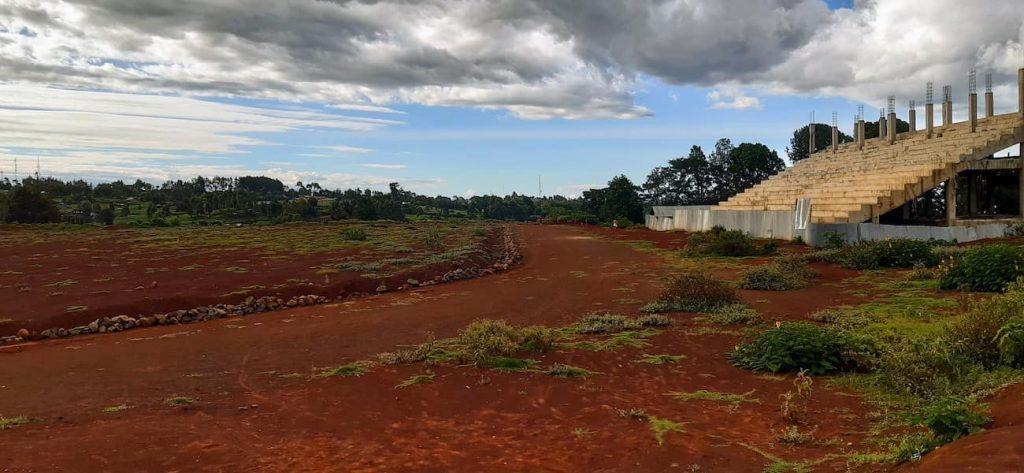 Day 7 of running in Iten, Kenya - track day