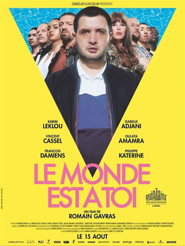 Best french movies on Netflix — The World is Yours