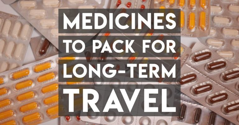 Travel Medicine — Seven Essentials to Pack