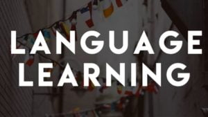 Language resources for learning other languages