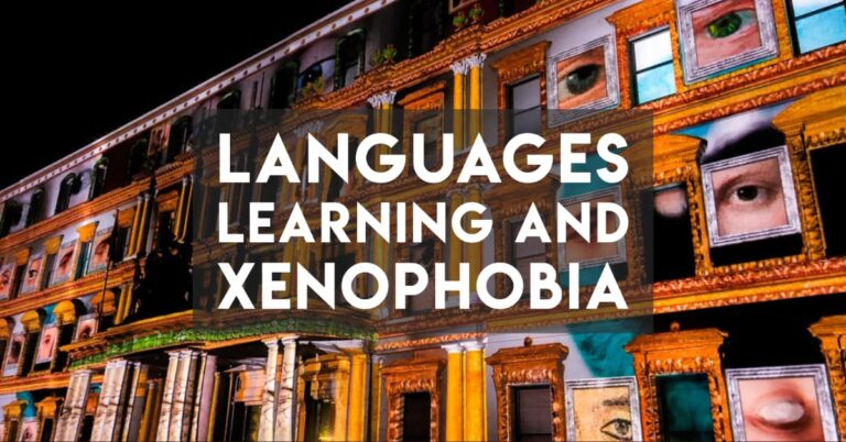 Three Languages to Learn to Combat Xenophobia