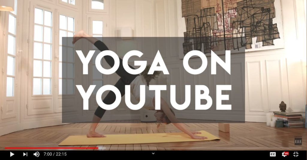 Best Youtube channels for yoga for beginners