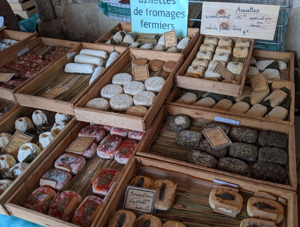 Cheeses in France — critical French words to know.