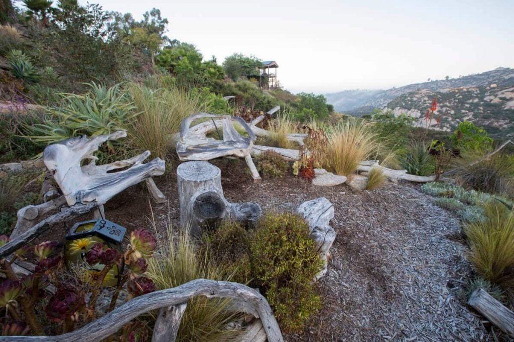 unique airbnb california san diego hobbit house