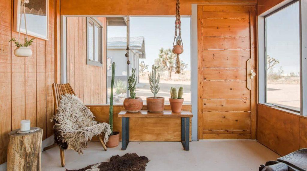 Best Airbnb Joshua Tree Desert Sage House