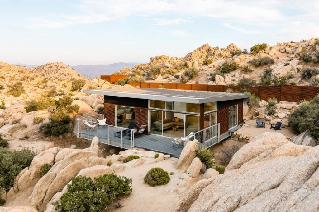 Rock Reach House airbnb in joshua tree3