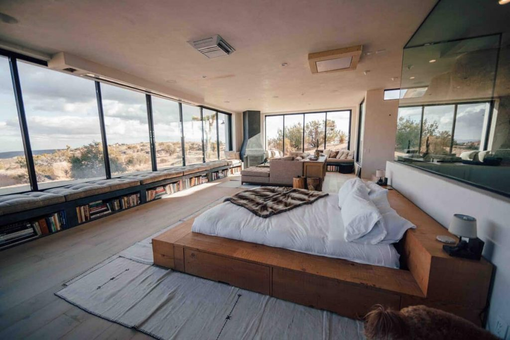 Whisper Rock Ranch Joshua Tree Airbnb