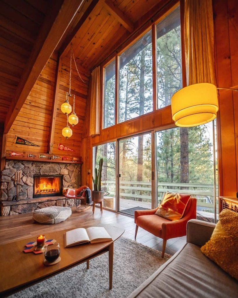 Airbnb Big Bear Treehouse
