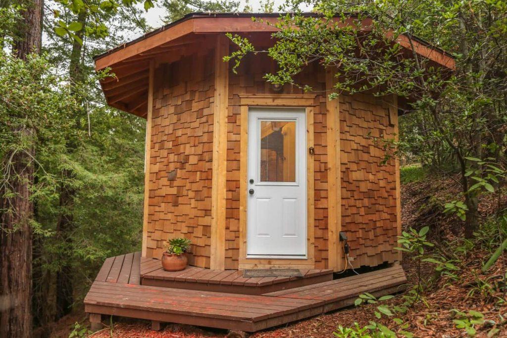 Cedar TreeHouse in Aptos Mountain Retreat Center