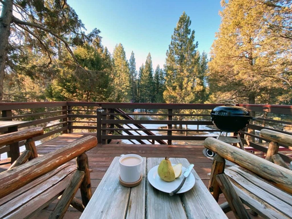 Rustic Cabin Big Bear Airbnb