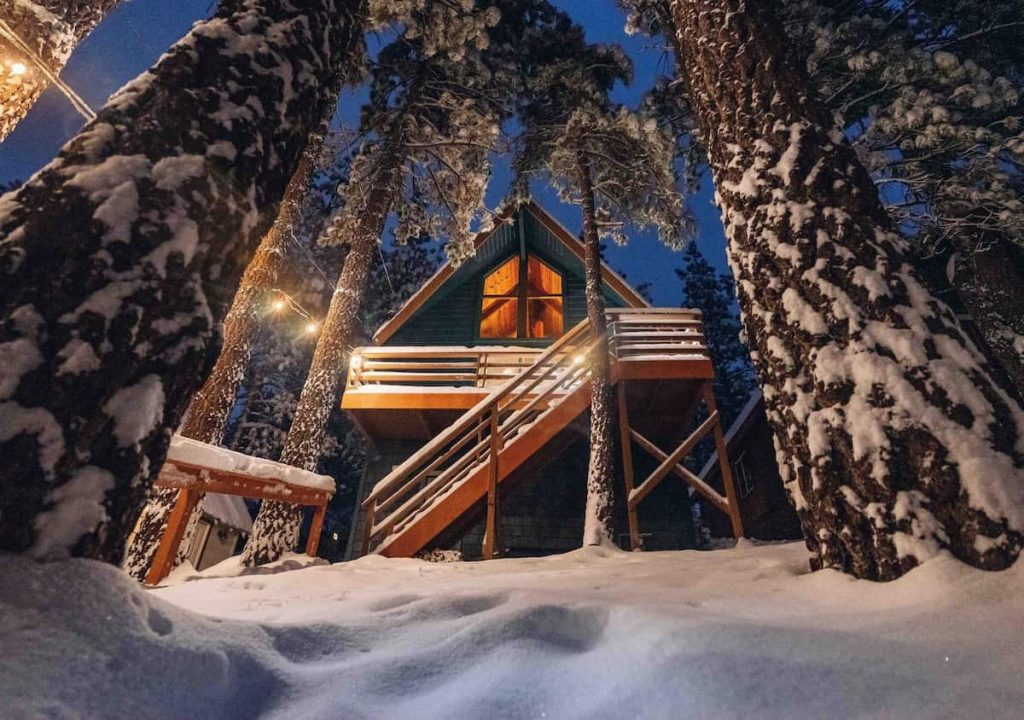 Stōkhaus cozy airbnbs in big bear