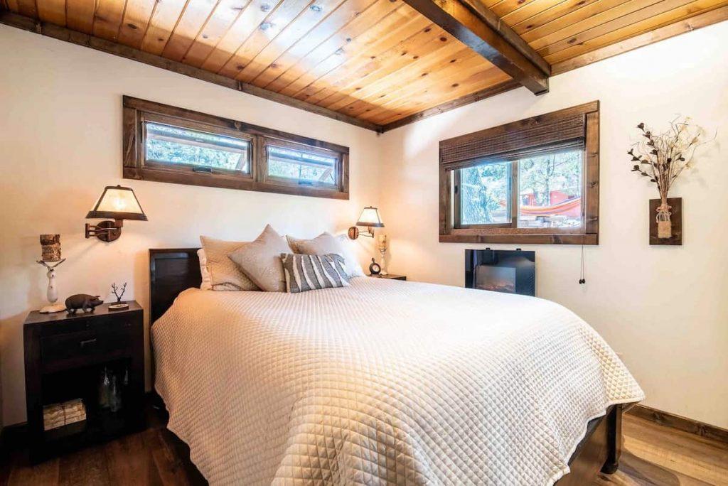 airbnbs in big bear winter getaway