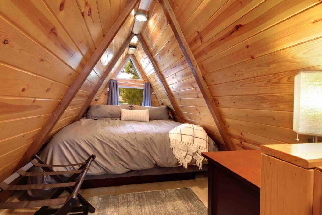 unique big bear airbnbs a-frame