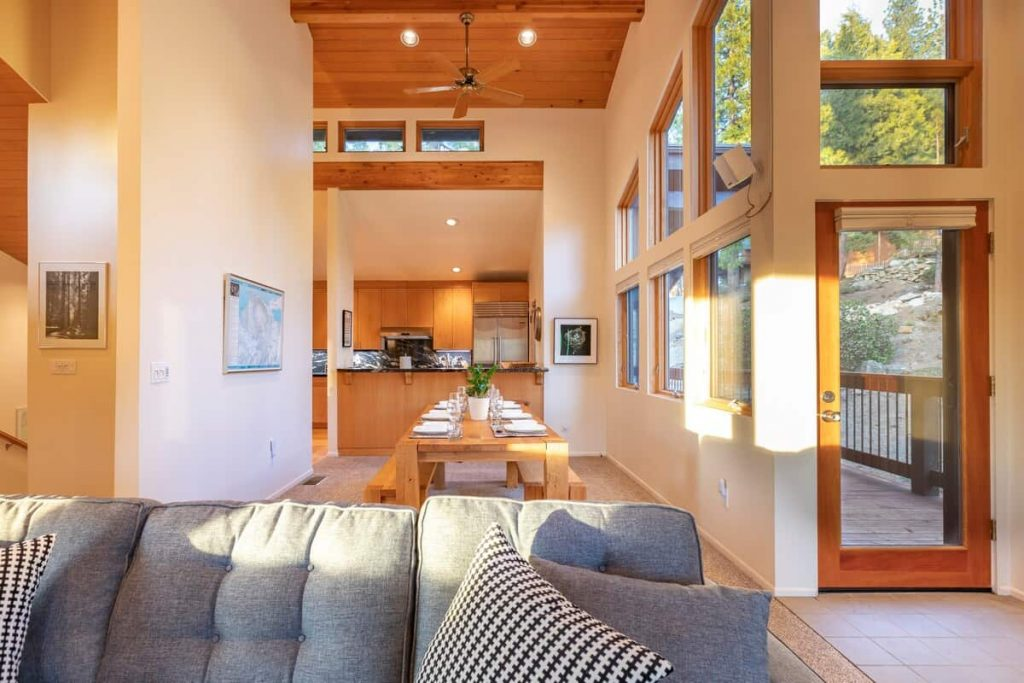 Best Airbnbs in Yosemite Sweetwater
