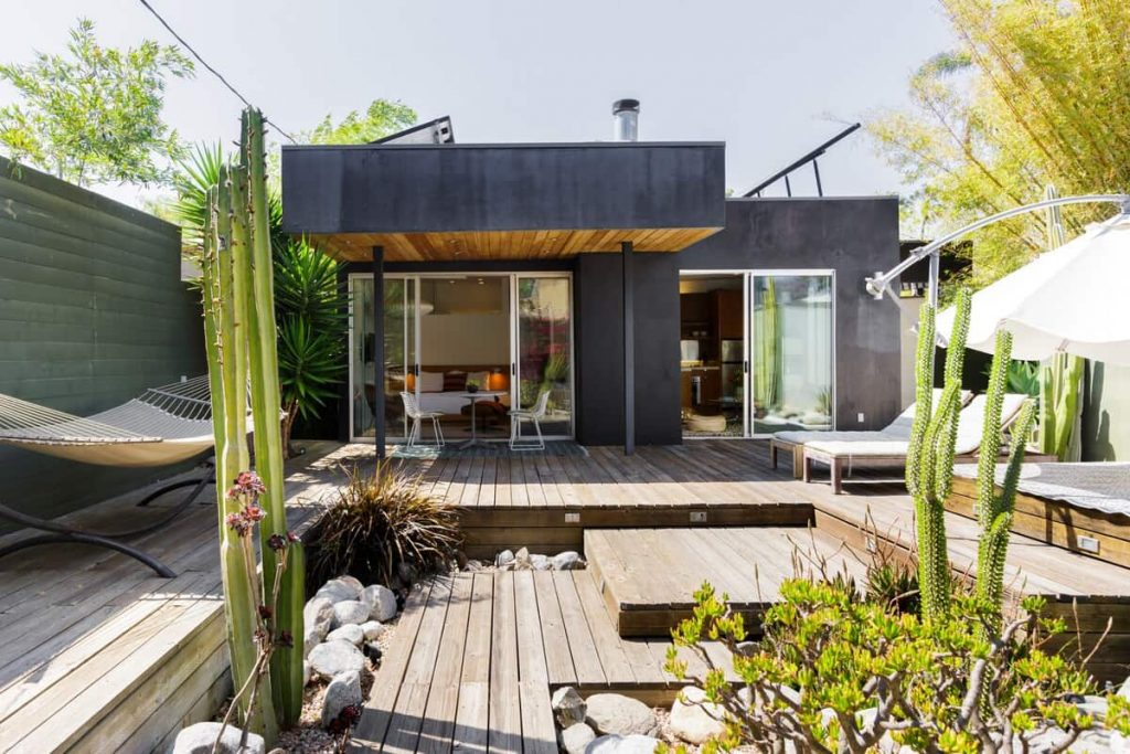 Cactus Flower Eco Airbnb Los Angeles
