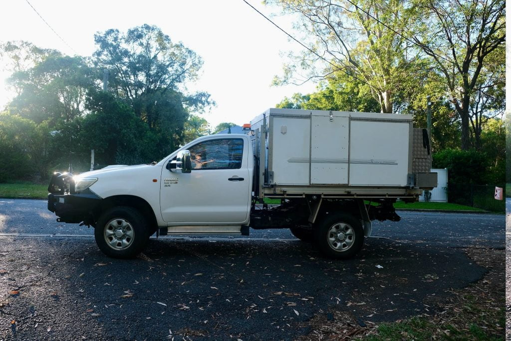 Our Toyota Hilux 4x4 + Trayon Camper For Sale 3
