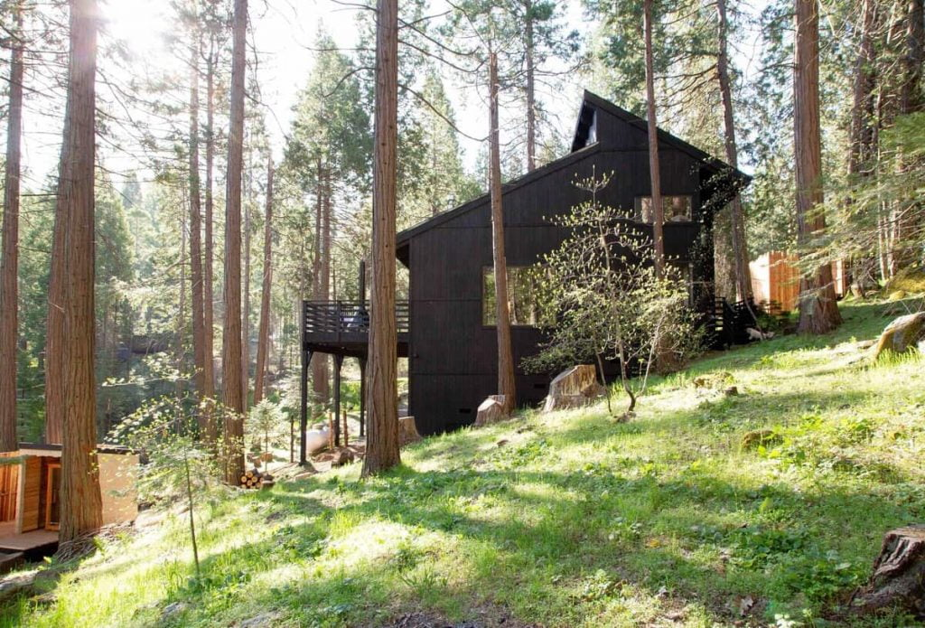 The Yosemite Forest Retreat House Airbnb Mariposa