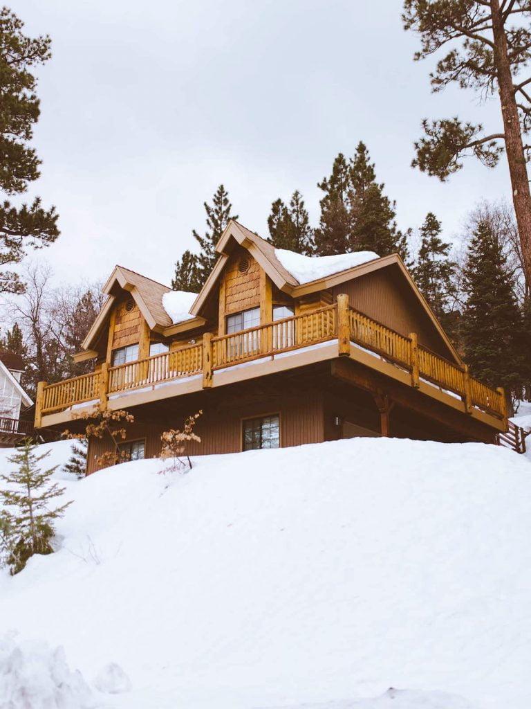 Unique Airbnbs in Big Bear California