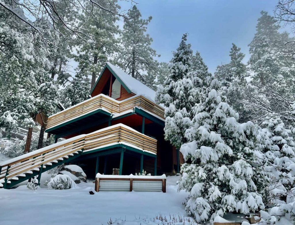 Balmoral Lodge Luxury Mountain Home Idyllwild Cabin Rentals