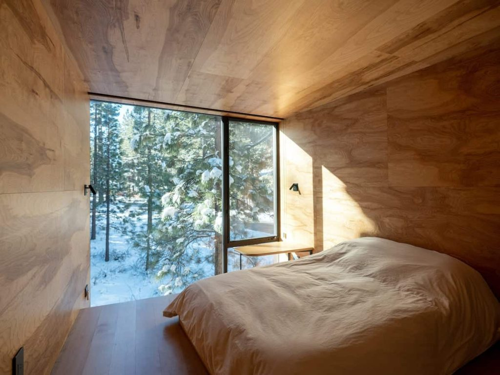 Modern Airbnb Lake Tahoe Cabin Lighthus