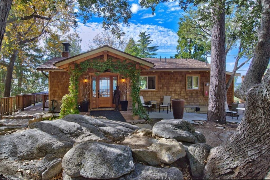 Ridgetop Cabin With Breathtaking Views Idyllwild Cabins